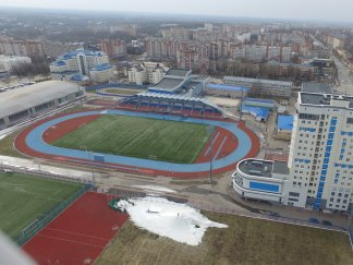 Стадион СГАФКС