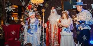 Новогодняя вечеринка с Маминым досугом - Афиша Смоленск