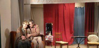 """Творческий вечер """"40 лет на сцене"""" В. Антипенков, Н. Виргизова!"""
